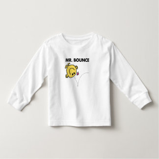 Mr. Bounce | Classic Pose Toddler T-shirt