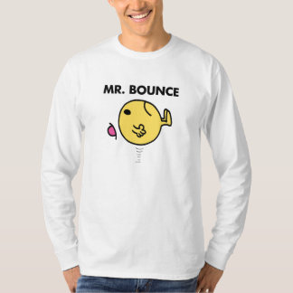 Mr. Bounce | Unhappy Bouncing T-Shirt