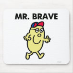 Mr Brave Classic Mouse Pads