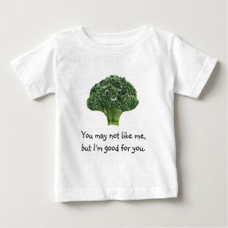 Mr.Broccoli Baby T-Shirt