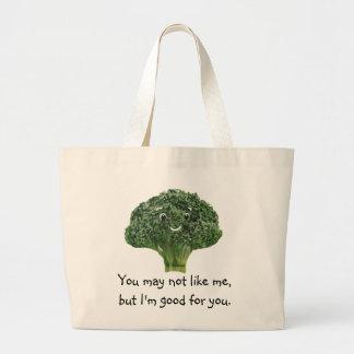 Mr.Broccoli Bolsas