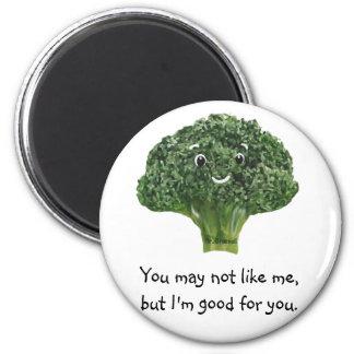 Mr.Broccoli Magnet