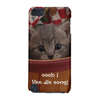Mr. Brown Kitty iPod Touch 5G Covers