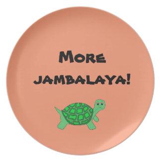 Mr. Buck's Famous Jambalaya Plate