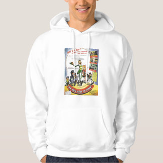 Mr. Bug Goes To Town Movie AD 1942 Hoodies