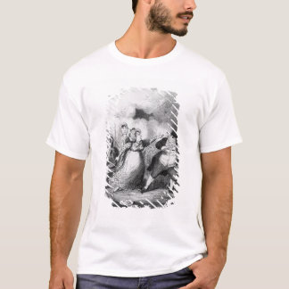 Mr Bumble degraded in the eyes of the paupers T-Shirt