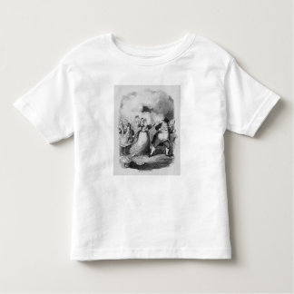 Mr Bumble degraded in the eyes of the paupers Toddler T-shirt
