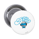Mr. Bump | Bandaged Thumb 2 Inch Round Button