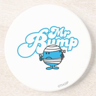 Mr. Bump   Bandaged Thumb Coaster