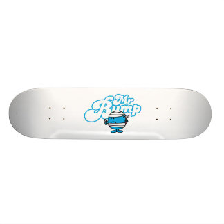 Mr. Bump | Bandaged Thumb Skate Decks