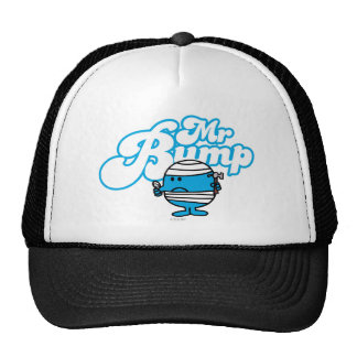 Mr. Bump   Bandaged Thumb Trucker Hat