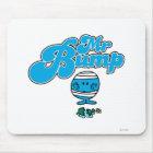 Mr. Bump | Broken Vase Mouse Pad