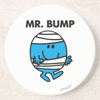 Mr. Bump Classic 1 Drink Coaster