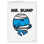 Mr. Bump Classic 1 Greeting Card