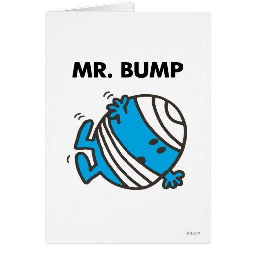 Mr. Bump Classic 3 Greeting Card