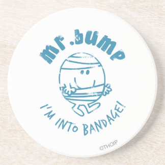 Mr. Bump   I'm Into Bandage Drink Coaster