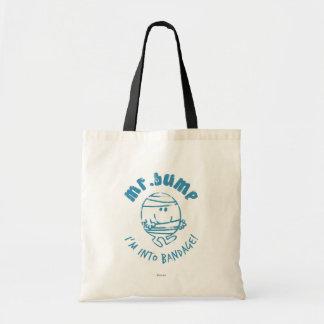 Mr. Bump | I'm Into Bandage Tote Bag
