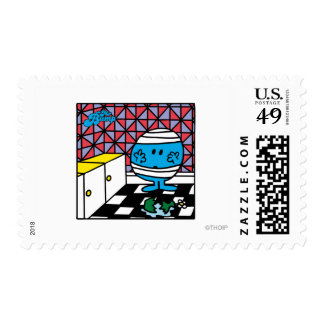 Mr. Bump | Kitchen Accident Stamp