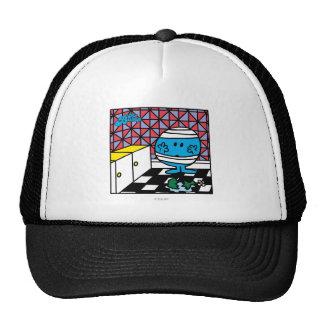 Mr. Bump   Kitchen Accident Trucker Hat