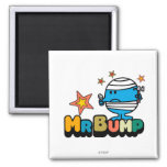 Mr Bump Stars Magnets