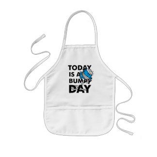 Mr. Bump | Today is a Bumpy Day Kids' Apron
