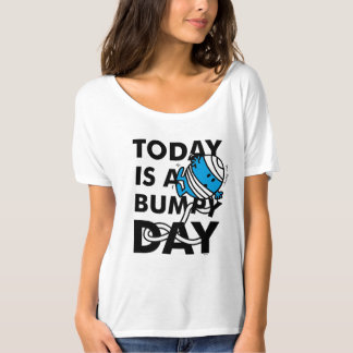 Mr. Bump | Today is a Bumpy Day T-Shirt