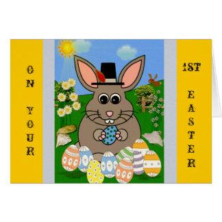 Mr. Bunny Card