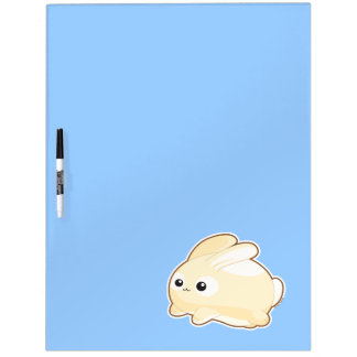 Mr. Bunny Dry-Erase Whiteboards
