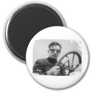 Mr. Burman 2 Inch Round Magnet