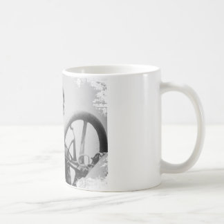 Mr. Burman Classic White Coffee Mug