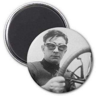Mr. Burman Fridge Magnets
