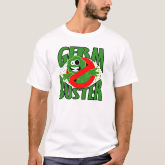 Mr. Buster germ t shirt