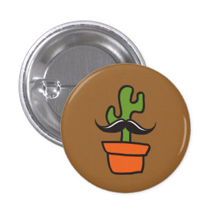 Mr Cactus Buttons