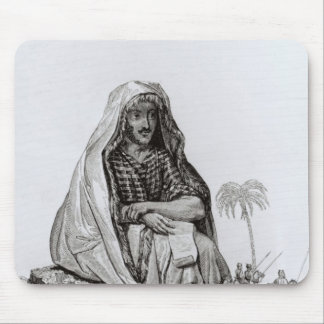 Mr Caillie  Meditating Mouse Pad