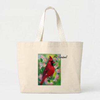 Mr. Cardinal Bag