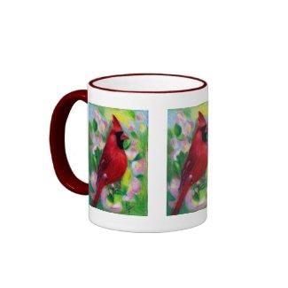 Mr. Cardinal Mug mug