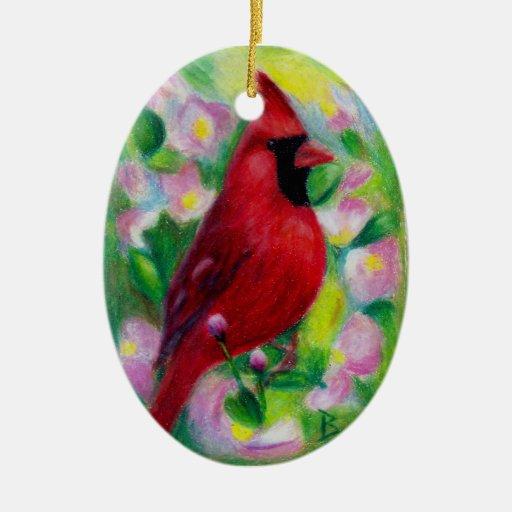 Mr. Cardinal Ornament
