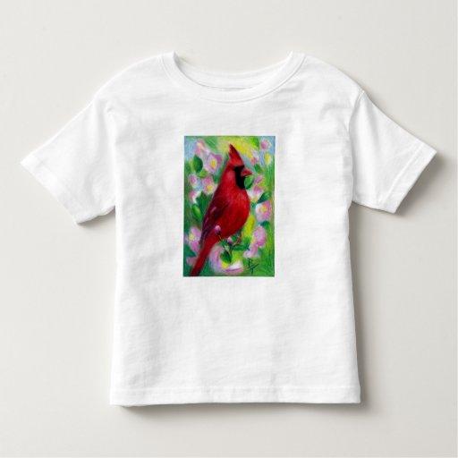 Mr. Cardinal Tshirt
