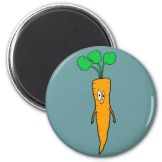 Mr.Carrot Magnet