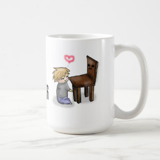 Mr. Chair Pewdiepie Mug