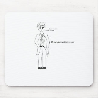 Mr Charismatic Mouse Pad