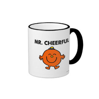 Mr Cheerful Classic Coffee Mugs