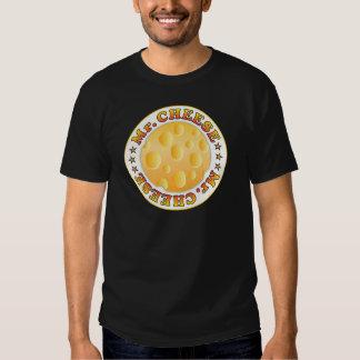 Mr Cheese R Tshirts