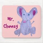 Mr.Cheesy Tapetes De Ratones