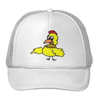 Mr Chicken Trucker Hat