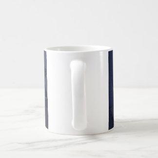 Mr. Chim in his vault Classic White Coffee Mug