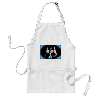 Mr. Chris and the Cruisers Adult Apron