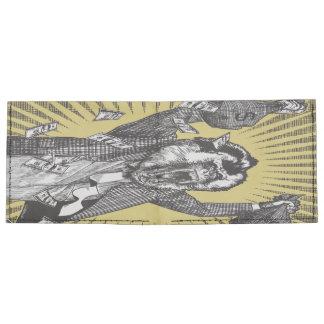 Mr. church Banker Wallet, Drifting Hobo Co. Tyvek Wallet