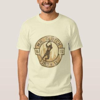 Mr. Clutch T Shirt