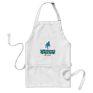 Mr. Cool Chilling Out Adult Apron
